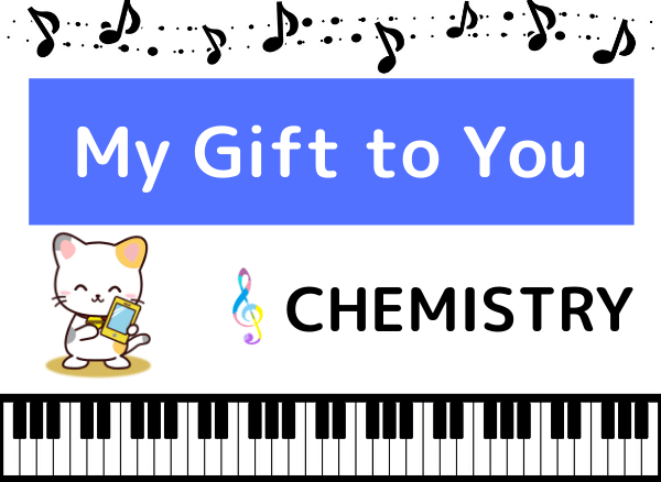 CHEMISTRYのMy Gift to You