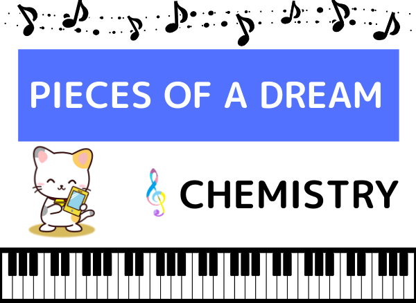 CHEMISTRYのPIECES OF A DREAM